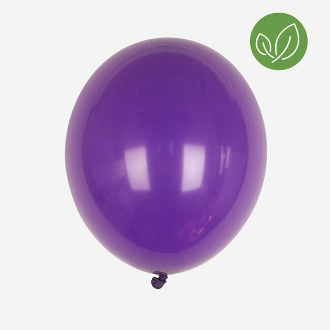 balloons - violet